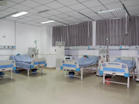 安徽医院重症病房安装案例1
